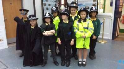 Our visit to the Manchester Police Museum