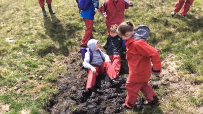 A visit to Castleshaw