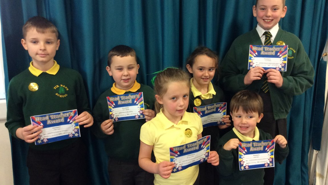 Head Teacher Award Winners – 24-11-27