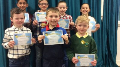 Head Teacher Award Winners – 23/02/2018
