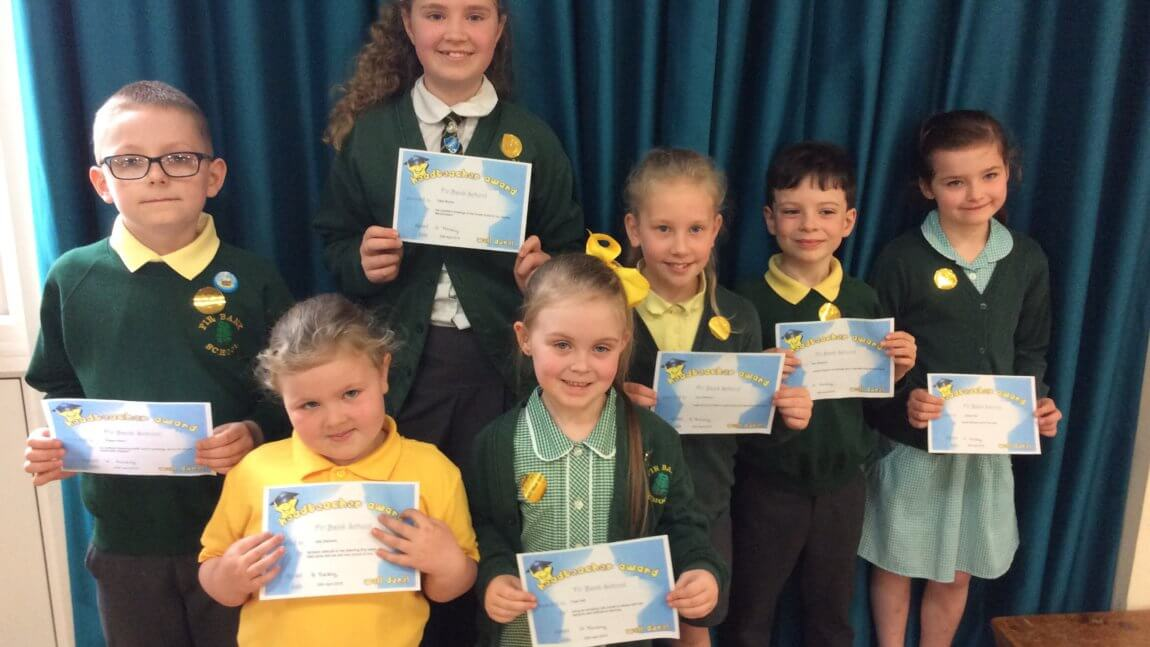 Head Teacher Award Winners – 20/04/2018