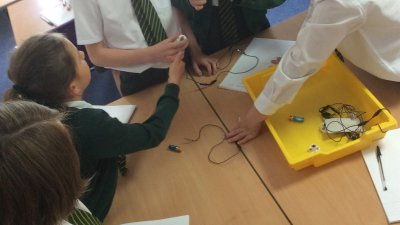 Investigating circuits in our Electricity Topic