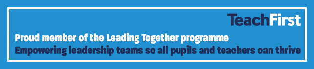 Fir Bank Primary is a proud member of the Leading Together programme