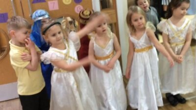 Fir Bank Reception Class Nativity